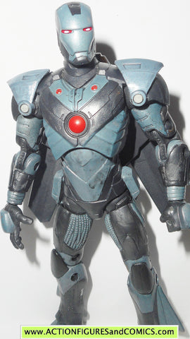 marvel legends IRON MAN stealth striker armor concept series movie 2008 6 inch 000