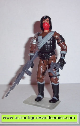 gi joe SKULL SQUAD TROOPER 2006 complete joe con convention exclusive action figures hasbro toys