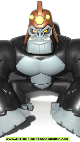 dc universe action league GORILLA GRODD batman brave and the bold toy figure