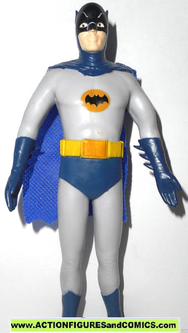 BATMAN classic TV series BATMAN 66 bendable 1966 show ADAM WEST