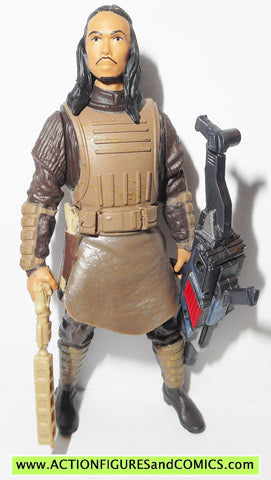 star wars action figures TASU LEECH Kanjiklub gang leader force awakens 2015