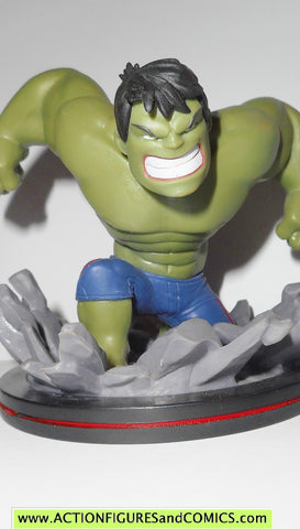 Q Fig Marvel figure HULK rampaging universe qfig