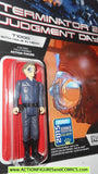 Reaction figures Terminator T1000 hole in head judgment day 2 movie action moc