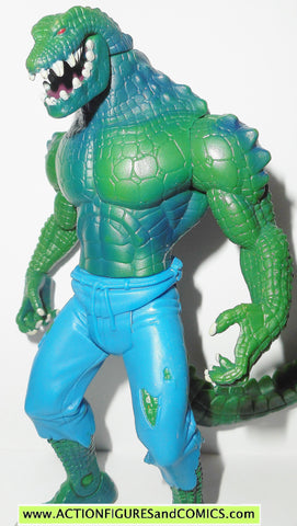 DC universe Batman KILLER CROC 2003 6 inch mattel action figures