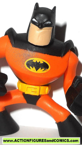dc universe action league BATMAN orange brave and the bold toy figure vs chemo