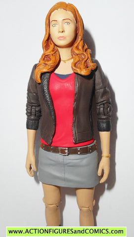 doctor who action figures AMY POND Karen Gillan 11th doctor companion