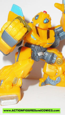 transformers robot heroes BUMBLEBEE CUBE movie pvc action figures
