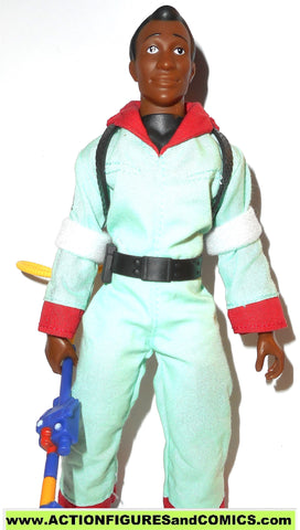 ghostbusters WINSTON ZEDDMORE retro action figure mego style 8 inch real movie