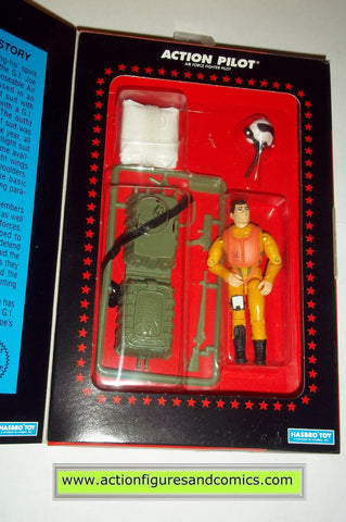 gijoe action pilot air force hasbro toys action figures vintage 12 inch