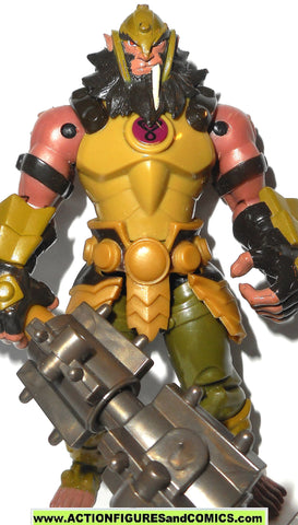 Thundercats GRUNE the Destroyer 2011 4 inch modern bandai animated jln