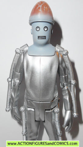 doctor who action figures CYBER CONTROLLER cybermen COMPLETE BAF