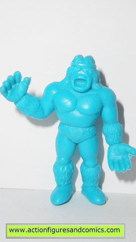 Muscle m.u.s.c.l.e men Kinnikuman GERONIMO A 123 light blue mattel toys action figure