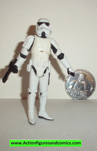 star wars action figures STORMTROOPER episode IV 30th anniversary