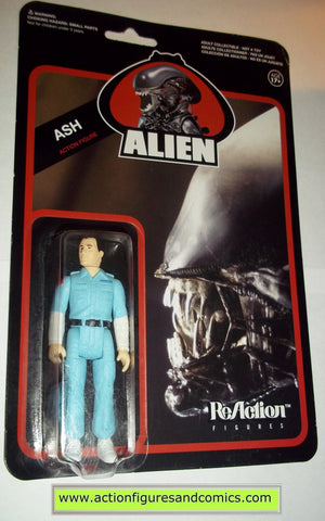 Reaction figures Aliens ASH movie funko toys action moc mip mib horror
