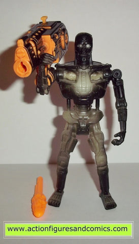 Terminator kenner ENDOGLOW Endoskeleton T-700 movie 2 future war action figures toys