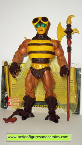 masters of the universe BUZZ OFF classics he-man mattel toys action figures