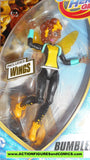 DC super hero girls BUMBLEBEE 6 inch teen titans young justice dc universe moc