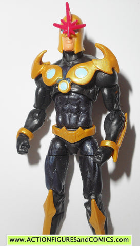 marvel universe NOVA series 5 016 2013 hasbro action figures