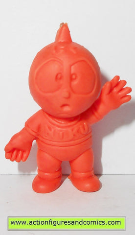 Kinnikuman Kinkeshi m.u.s.c.l.e MITO A 060 red orange Japan muscle