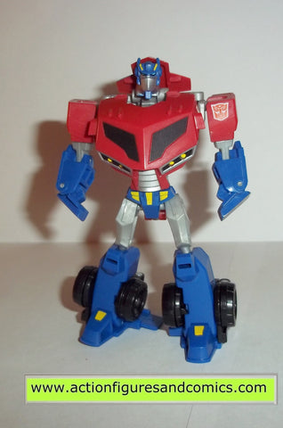 transformers OPTIMUS PRIME animated activators complete ambulance