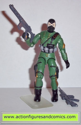 gi joe COIL TROOPER COBRA 2006 complete joe con convention exclusive action figures hasbro toys