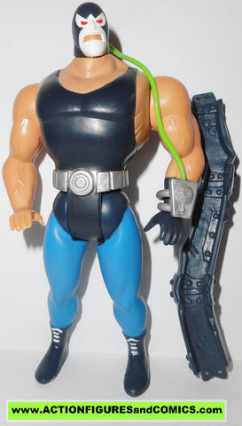 batman animated series BANE 1995 kenner hasbro action figures toys