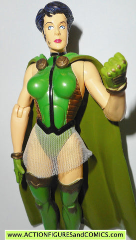 dc direct TOMORROW WOMAN amazing androids collectibles justice league action figures fig