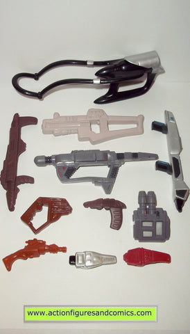 Star Trek 9 inch ACCESSORY phaser gun weapon LOT playmates toys next generation 1011