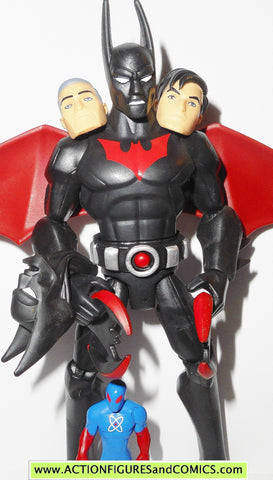 DC universe total heroes BATMAN BEYOND 2014 6 inch action figures