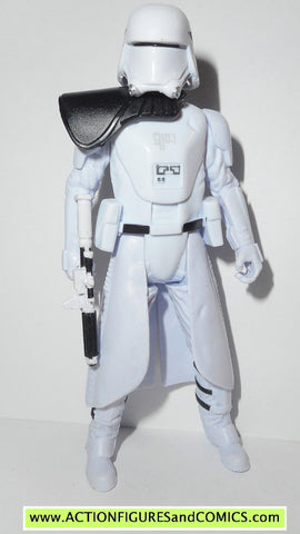 star wars action figures SNOWTROOPER OFFICER force awakens 2015 movie