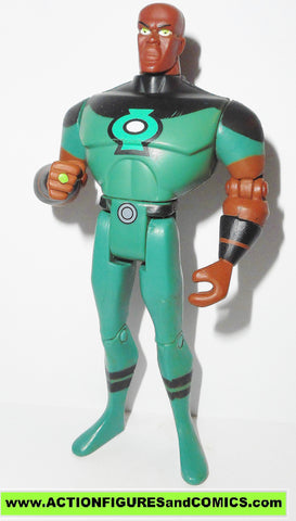 justice league unlimited GREEN LANTERN LORD dc universe mattel toys action figures