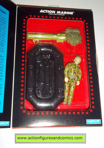 gi joe ACTION MARINE commemorative collection 1994 hasbro toys moc mip mib action figures