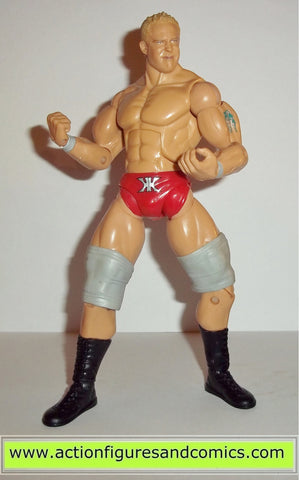 mr kennedy wwe wrestling action figures jakks pacific toys