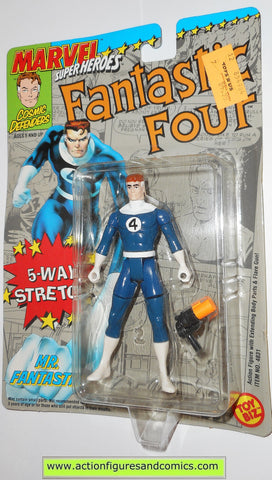 marvel super heroes toy biz MR FANTASTIC four 4 1992 universe action figures moc