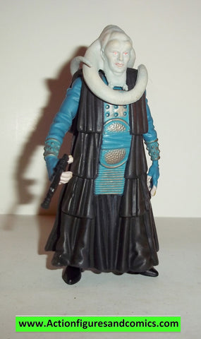 star wars action figures BIB FORTUNA #31 otc original trilogy trilogy 2004