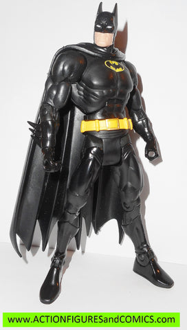 dc universe classics BATMAN black suit wave 10 imperiex series mattel