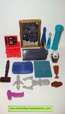 Star Trek 9 inch ACCESSORY LOT playmates toys next generation 7213