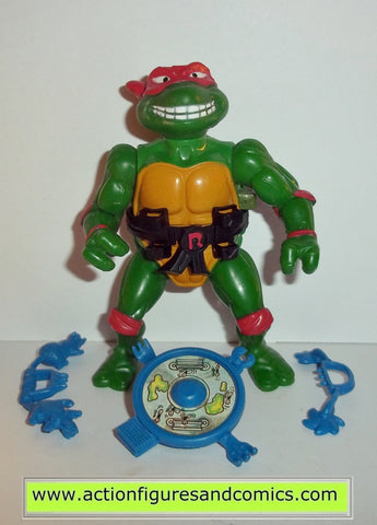 teenage mutant ninja turtles RAPHAEL BREAKFIGHTIN wacky action vintage complete tmnt