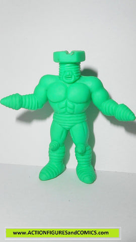 Kinnikuman Kinkeshi m.u.s.c.l.e SCREW KID B 149 teal green bandai toys figures