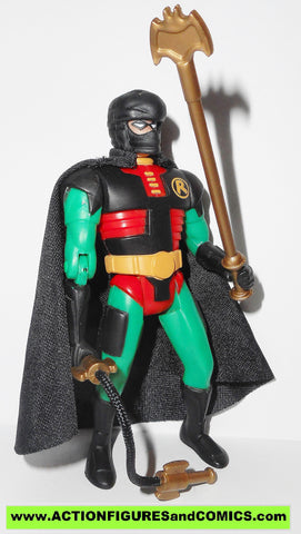 Batman Animated Series Robin Ninja Kenner Hasbro Action Figures Actionfiguresandcomics