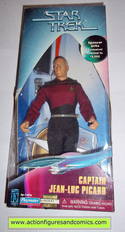 captain picard jean luc star trek playmates toys