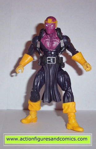 marvel legends BARON ZEMO captain america mandroid series hasbro toys action figures fig