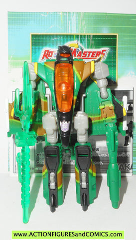 transformers WINGSTUN RM-08 robotmasters 2004 takara toys action figures
