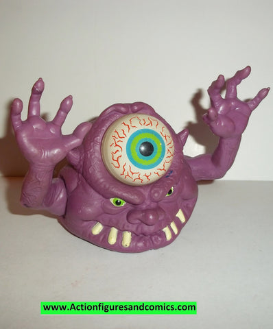 ghostbusters BUG EYE MONSTER 1988 complete the real kenner action figure