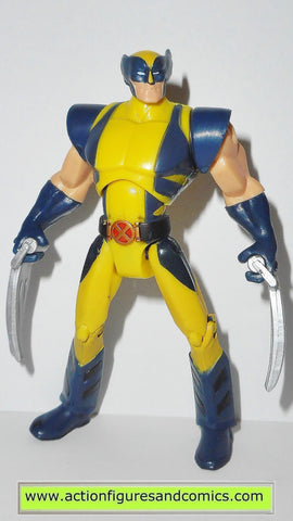 marvel universe WOLVERINE and the x-men SNAP ON CLAWS animated