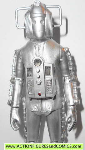 doctor who action figures CYBERMEN invasion cyber men man dr underground toys