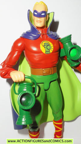 dc direct ALAN SCOTT GREEN LANTERN justice society of america collectibles