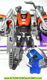transformers cybertron LUGNUTZ motorcycle 4 inch scout class action figure