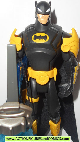 batman EXP animated series BATMAN criminal capture 2005 action figures mattel
