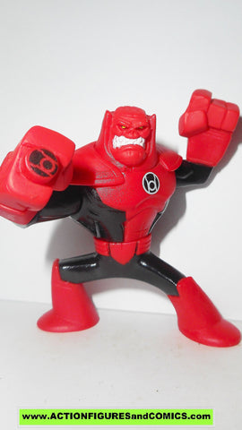 dc universe action league ATROCITUS red lantern brave and the bold green lantern